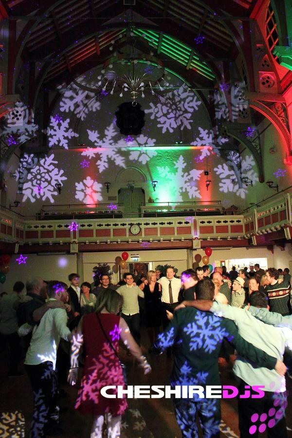 Cheshire DJ Forest Hills Cheshire DJ Congleton Town Hall