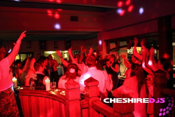 Cheshire DJ For Corporate Event