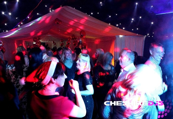 Cheshire DJ For Corporate Party