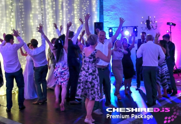 Shrigley Hall Soul Funk Wedding DJ